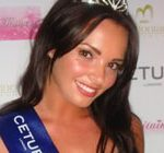 Laura Gallagher (Miss Manchester finalist)